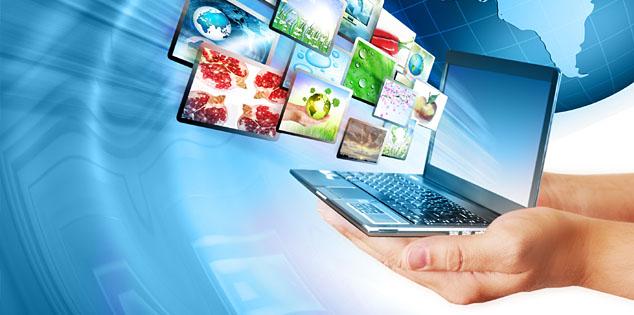 comerțul online concept