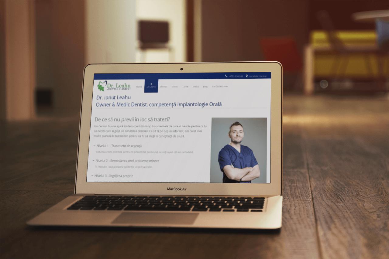 Prezentarea CV-urilor pentru doctori