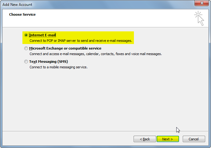 outlook2010-internet-e-mail