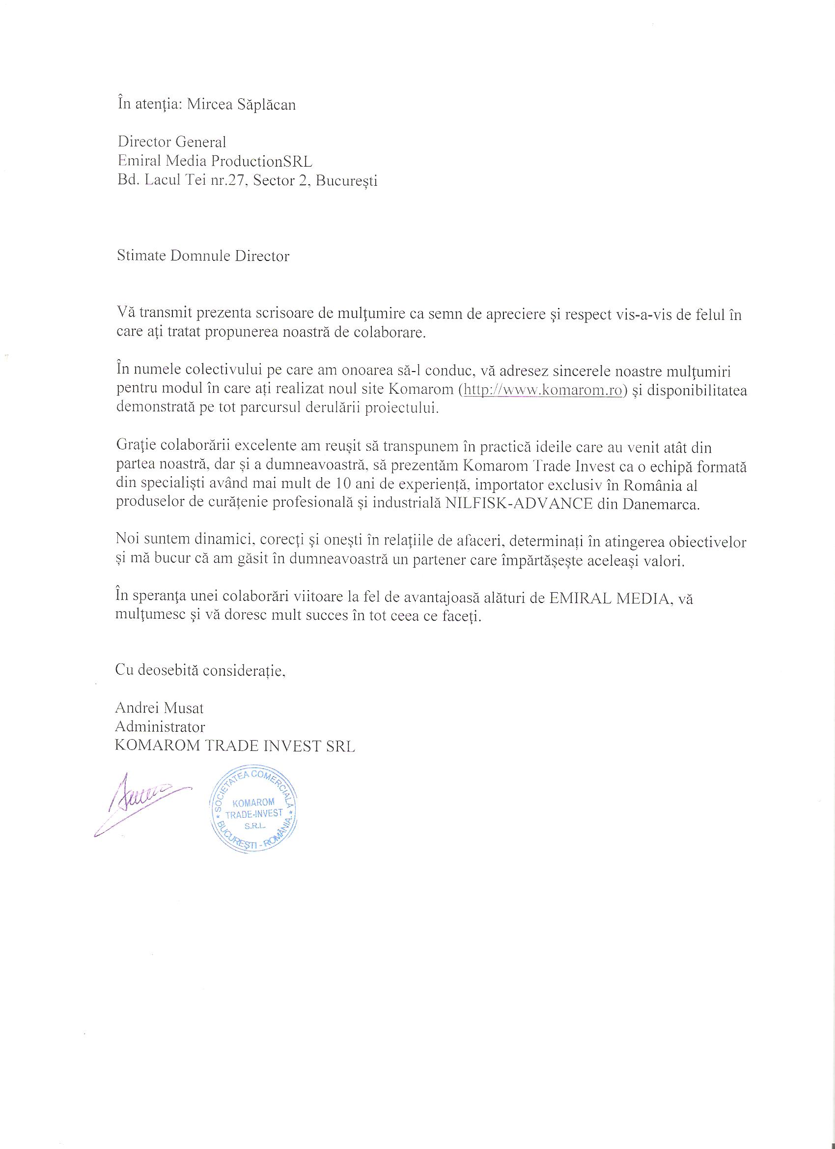 scrisoare-recomandare-komarom