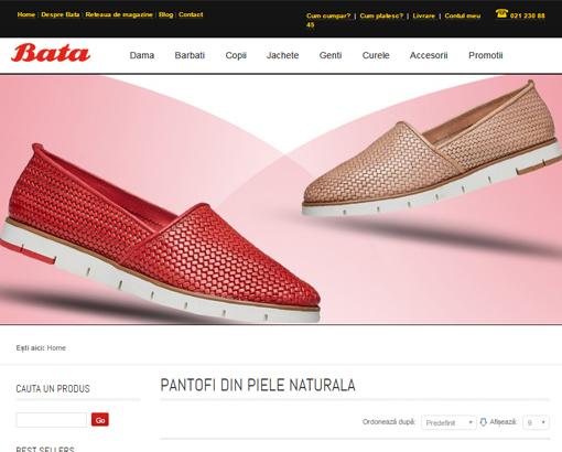 Pantofi bata Preview