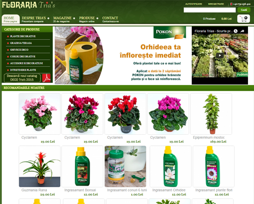 Floraria Tria's Preview